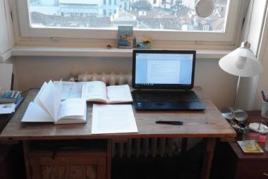 Writers' Desk